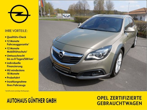 Opel Insignia CT 2.0 Bi-Turbo