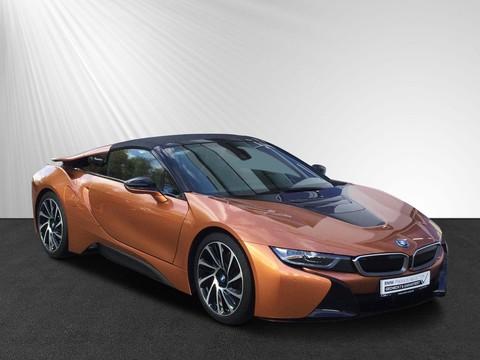 BMW i8 Roadster Leas 845 - o Anz 36 Mon 10 Km