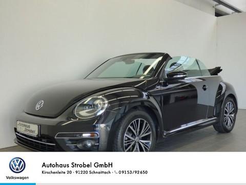"Volkswagen Beetle 1.4 TSI Cabrio """" Bluet"
