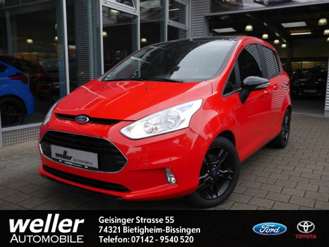 Ford B-Max 1.0 Ecoboost COLOUR