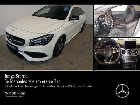 Mercedes CLA 200 SB AMG Nightp PanoDach
