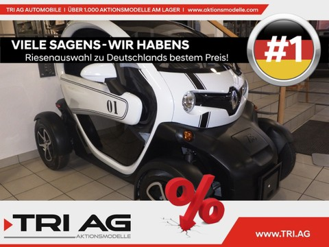 Renault Twizy White Sport Edition Beif