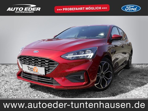 Ford Focus 1.5 EcoBoost ST-Line EURO 6d