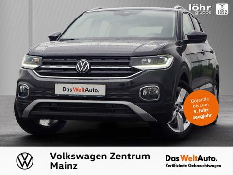 Volkswagen T-Cross 1.0 TSI Style OPF WW