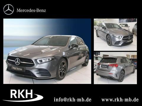 Mercedes-Benz A 200 Kompakt AMG Night Ambiente