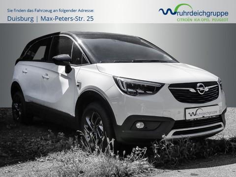 Opel Crossland X 120 Jahre KlimaAT 180Kamera