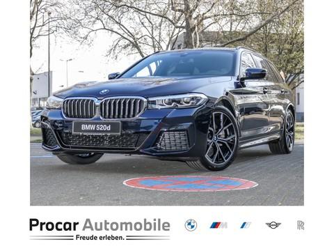 BMW 520 d M-Sport Hifi Prof