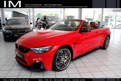 BMW M4 Cabrio Perform Idivi M Drivers Package