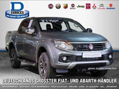 Fiat Fullback 2.4 DoubleCab LX Launch Edition