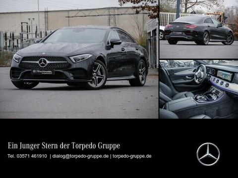 Mercedes-Benz CLS 450 COUPÉ AMG S