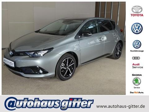 Toyota Auris 1.8 Hybrid Automatik Style Selection