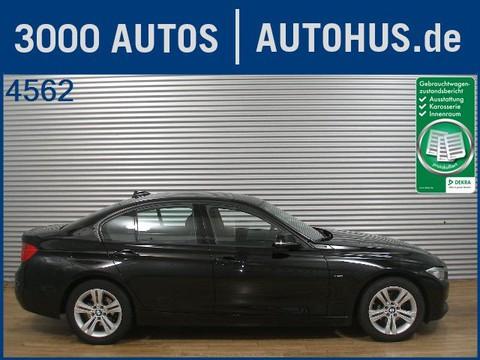 BMW 318 dA Sport-Line