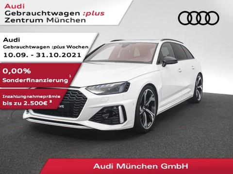 Audi RS4 Avant Jubiläum 25J Dynamik