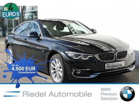 BMW 430 i xDrive Gran Coupe Luxury Line adapLED