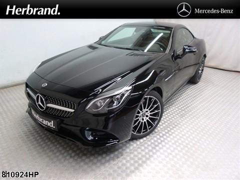 Mercedes SLC 300 AMG Night