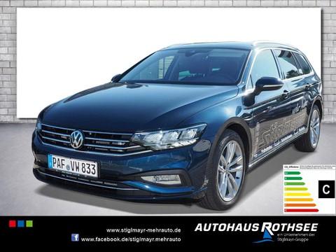 Volkswagen Passat Variant BUSINESS-PREMIUM