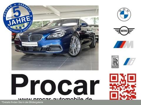 BMW 640 Gran Coupe xDrive 20 Prof
