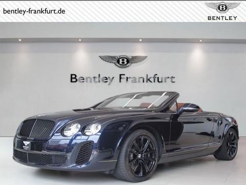 Bentley Continental Supersports Cabrio von BENTLEY