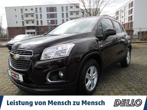 Chevrolet Trax undefined