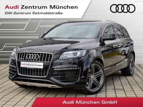 Audi Q7 3.0 TDI qu S line Sport Edition 21Zoll
