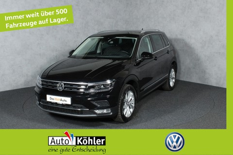 Volkswagen Tiguan Highline Trailer