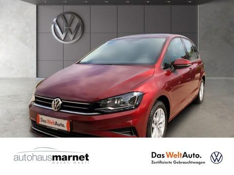 Volkswagen Golf Sportsvan 1.0 TSI Comfortline Front