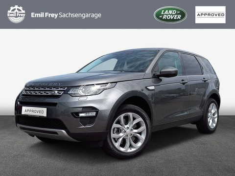 Land Rover Discovery Sport SD4 HSE 22