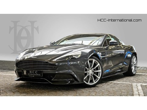 Aston Martin Vanquish 2 2 Coupe Touchtronic III