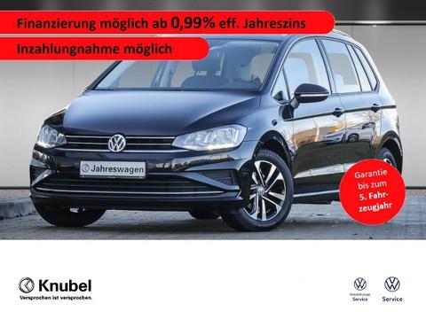 Volkswagen Golf Sportsvan 1.5 TSI IQ DRIVE Stau Par