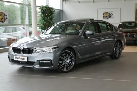 BMW 540 i M Sport BowersWilkins FondEntertainment