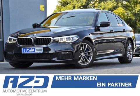 BMW 530 d XDrive M Paket S H&K H-UP