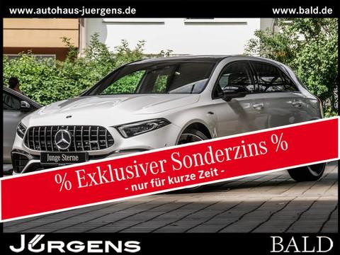Mercedes-Benz A 45 AMG S MBUX-High Burm 19