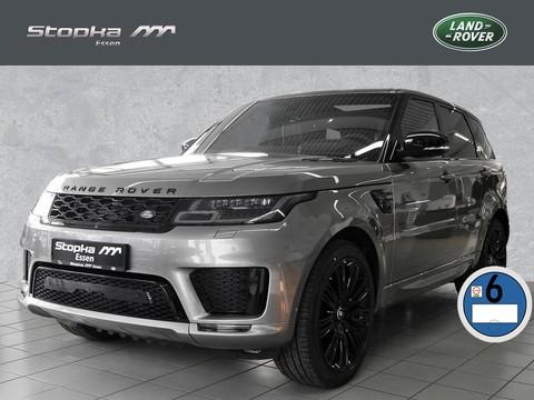 Land Rover Range Rover Sport 3.0 SDV6 HSE Dynamic Black Pac