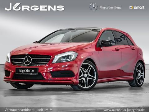 Mercedes A 200 AMG-Sport CDW Night