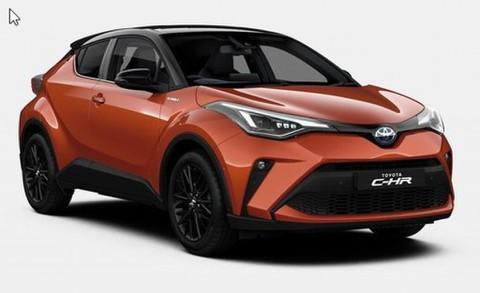 Toyota C-HR 2.0 L Hybrid Orange Edition