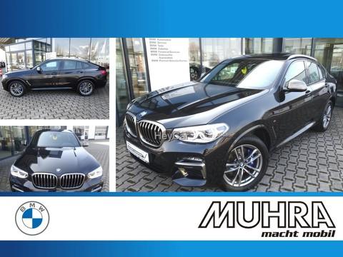 BMW X4 M40 d HiFi