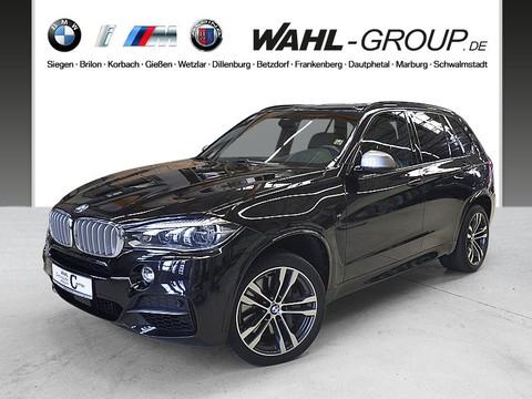 BMW X5 M50 d Professional Display