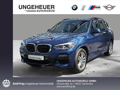 BMW X3 xDrive20d M Sport HiFi