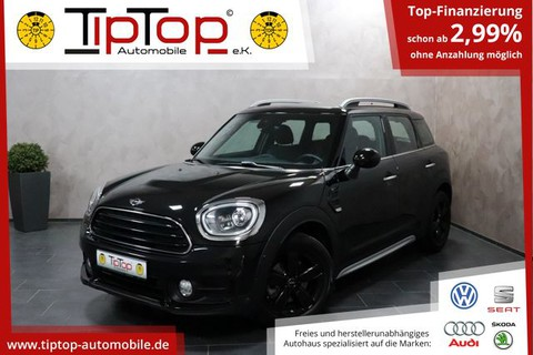 MINI Cooper D Country man Steptronic