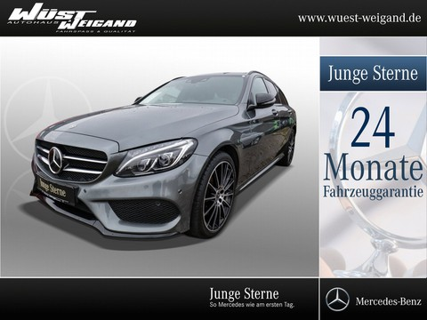 Mercedes-Benz C 400 T AMG-Line