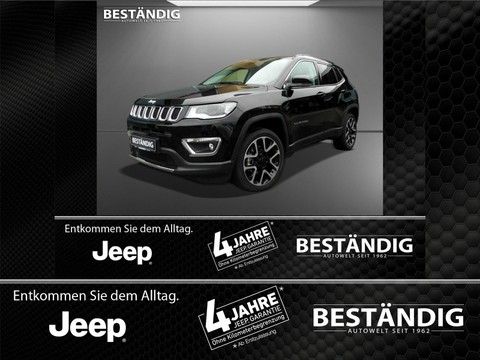Jeep Compass 2.0 Limited TECHPak
