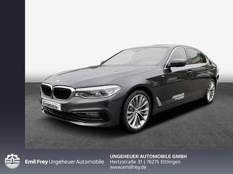 BMW 520 i Limousine Sport Line HiFi