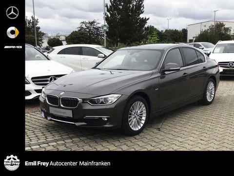 BMW 316 i Luxury Line Comfort Durchlade