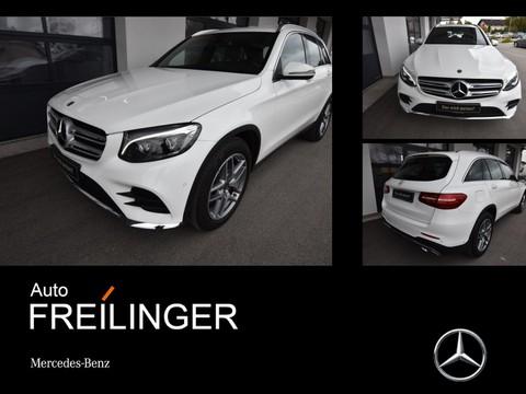 Mercedes-Benz GLC 220 d AMG Easy Tronic P