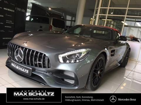 Mercedes AMG GT C Roadster Perf Sitze Burmester