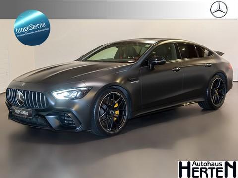 Mercedes-Benz AMG GT 63 S graphit magno 3D-Surrou
