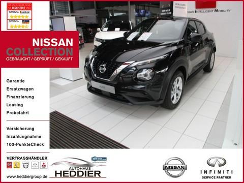 "Nissan Juke 1.0 Acenta Automatik "" NC Komfort-Parket """
