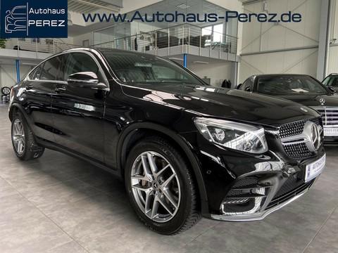 Mercedes-Benz GLC 250 Coupé AMG---°-
