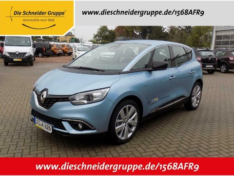 Renault Scenic TCe 115 GPF Limited