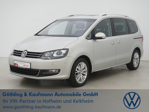 Volkswagen Sharan 2.0 TDI Highline 130kW P